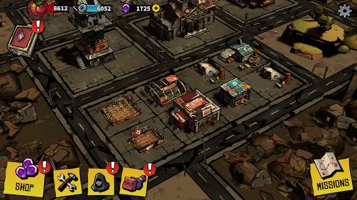 Days of Doomu2122 - Post-apocalyptic PvP RPG  screenshots 15
