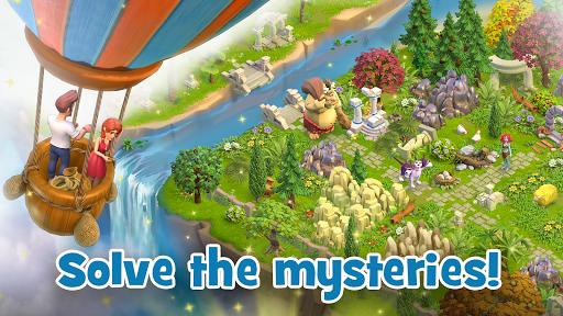 Land of Legends: Building games. Build your city apktram screenshots 16