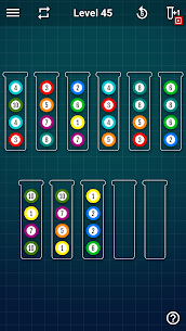Ball Sort Puzzle – Color Sorting Games MOD (All Unlocked) 4