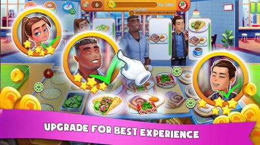 Cooking Crazy: Restaurant Chef Master 2.5 screenshots 2
