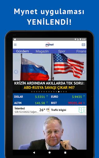 Mynet Haber - Son Dakika Haberler 4.42 Screenshots 10