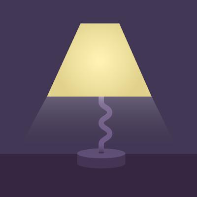 Screen Light Table Lamp - Relaxing Sounds APK 2021