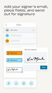HelloSign, a Dropbox company 1.1 (Early Access)