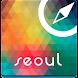 ソウルオフライン地図案内フライト - Androidアプリ