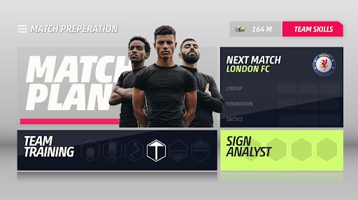 SEASON Pro Football Manager - Football Management  screenshots 2
