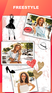 Photo Collage Maker, Photo Frames, Mix Collage