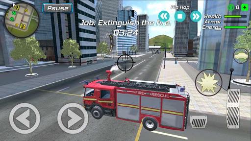 Amazing Powerhero : New York Gangster 1.0.6 screenshots 6