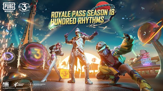 PUBG MOBILE HUNDRED RHYTHMS 2