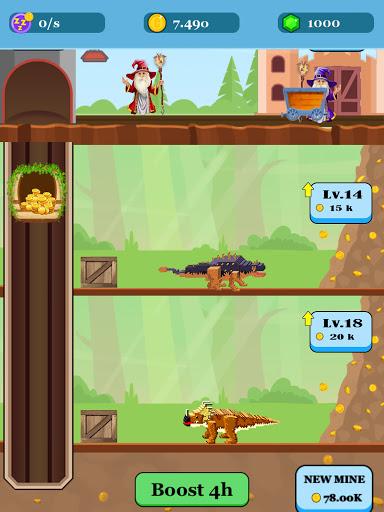 Jurassic Pixel Craft: dino age  screenshots 4