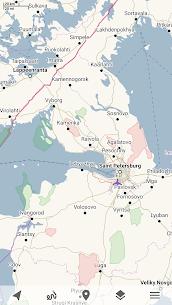 Trekarta offline maps for outdoor activities v2021.03.79 [Paid] 2