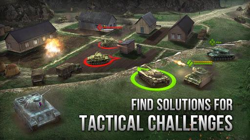 Armor Age: Tank Wars u2014 WW2 Platoon Battle Tactics 1.13.301 screenshots 4