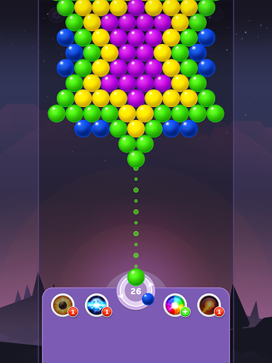 Bubble Shooter Rainbow - Shoot & Pop Puzzle 2.21 screenshots 17