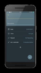 Reminder Pro Mod Apk (Pro Unlocked/Paid) 3