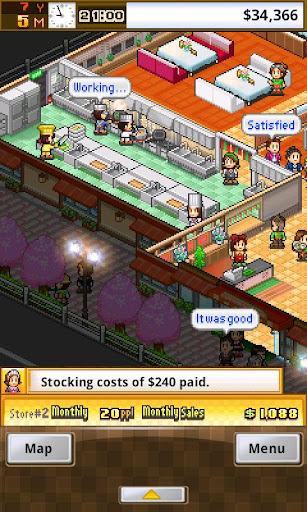 Cafeteria Nipponica apkslow screenshots 6