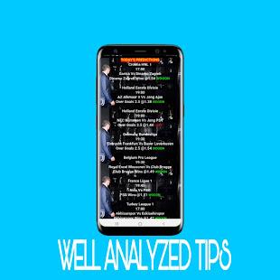 100% Sure VIP Tips 9.6 Screenshots 3