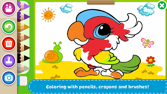 Coloring Book – Kids Paint 1