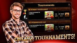 screenshot of Checkers Online Elite