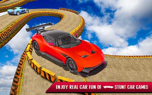 Mega Ramp Car Simulator Game- New Car Racing Games screenshots 12