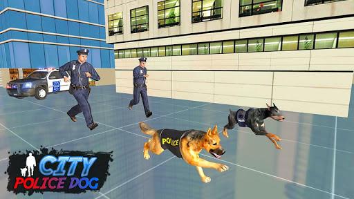 Police Dog Game, Criminals Investigate Duty 2020 1.1 screenshots 2