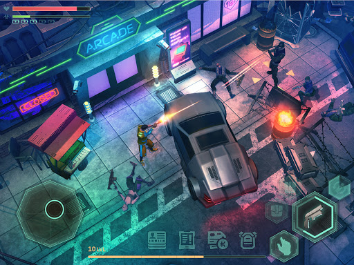 Cyberika: Action Cyberpunk RPG 0.9.3-rc152 screenshots 7