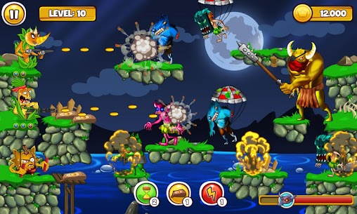 Angry Plants Apk Son S r m 2021 4