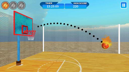 Basketball Shoot - Dunk Hitting 1.2 screenshots 2