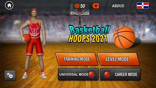 Basketball Hoops Stars: Basketball Games Offline android2mod screenshots 5