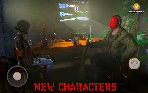 Clown Games Vs Jason Games - Friday 13th Jayson 3D 1.1 screenshots 1