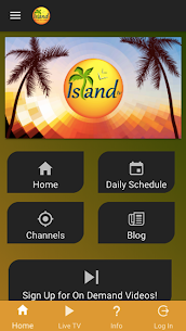 Island TV For Pc- Download And Install  (Windows 7, 8, 10 And Mac) 1