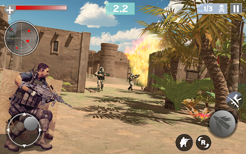 Critical Modern Strike 2021- FPS Shooter Game Hack Cheats (iOS & Android) 1