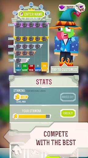 Chaseu0441raft - EPIC Running Game. Offline adventure.  screenshots 8