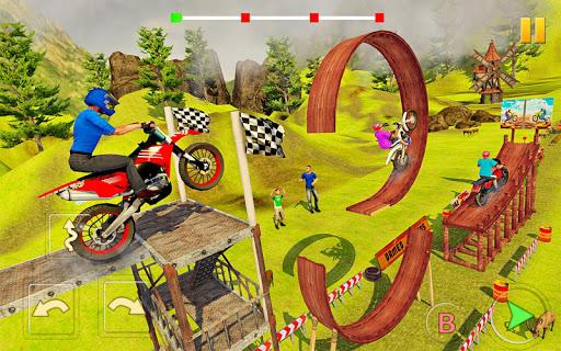 Bike Games 2021 - Free New Motorcycle Games screenshots 1