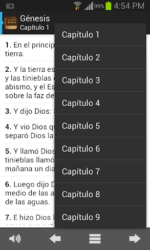 Santa Biblia Reina Valera  Screenshots 3
