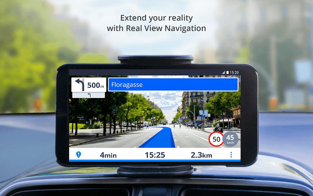 Sygic GPS Navigation & Offline Maps poster 11