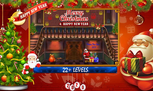 Free New Escape Games 41-Winter Secret Room Escape v2.1.0 screenshots 6