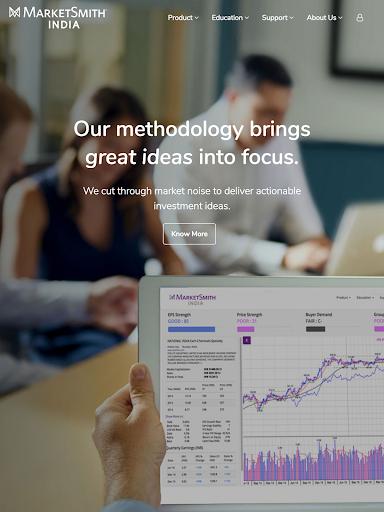 MarketSmith India - Stock Research & Analysis android2mod screenshots 17