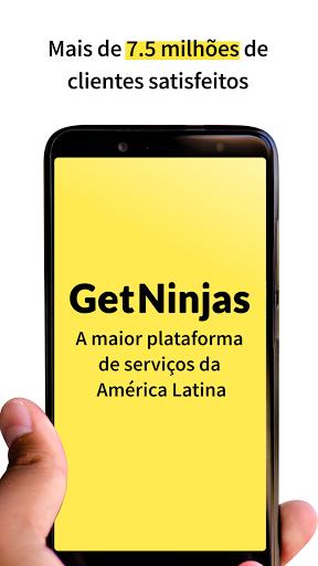 GetNinjas: Encontre Profissionais ou Serviu00e7os apktram screenshots 3