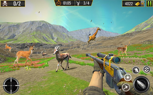 Deer Hunting 3d - Animal Sniper Shooting 2020 1.0.28 screenshots 5