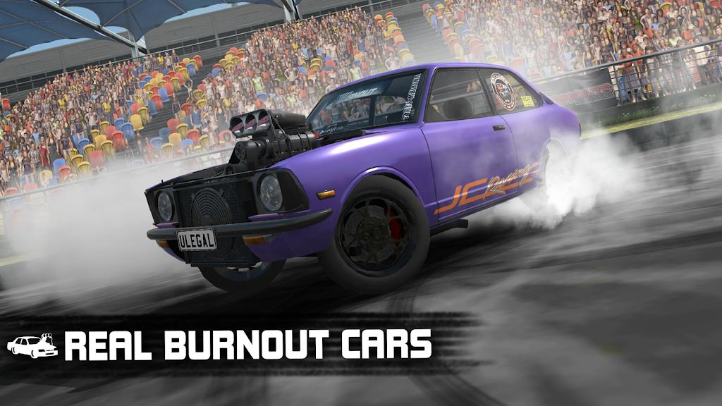 Torque Burnout  poster 0