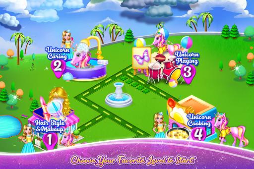 My Unicorn Beauty Salon 1.0.9 Screenshots 2