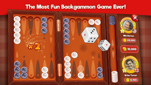 Backgammon Stars, Tavla 2.22 screenshots 9