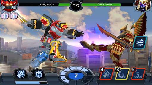 Power Rangers: Legacy Wars Apkfinish screenshots 9