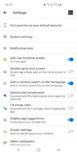 1 Launcher - Best and Smart Home Screen App  Screenshots 3