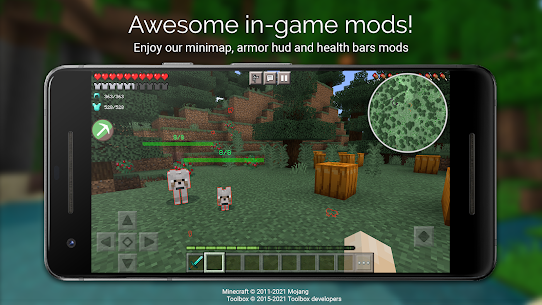 Toolbox for Minecraft: PE 5.4.18 1