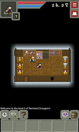 Remixed Dungeon: Pixel Art Roguelike 29.6.beta.8 screenshots 5
