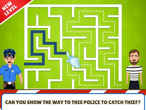 Crazy Policeman - Virtual Cops Police Station apkmr screenshots 10