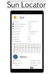 Sun Locator Pro 4.21 Apk 5