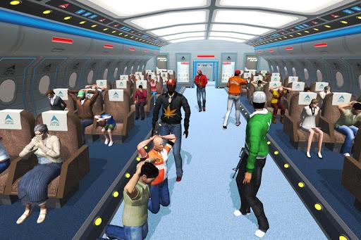 Passenger Airplane Games : Plane Hijack 1.6 screenshots 1