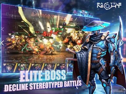 Battle Night: Cyberpunk-Idle RPG 9