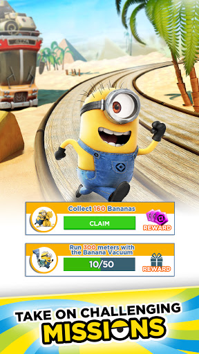Minion Rush: Despicable Me Official Game 7.5.1d screenshots 7
